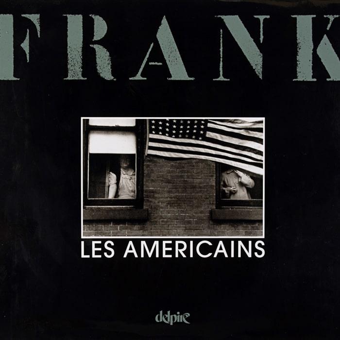 کتاب «آمریکاییها» رابرت فرانک