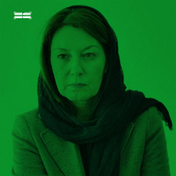 آناهیتا قباییان مدیر گالری راه ابریشم